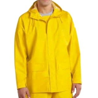 Rain Jacket PVC/Polyester: DRJ Safety, Inc.